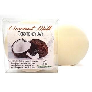 Coconut Milk Solid Bar Conditioner