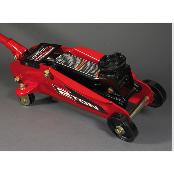 Powerbuilt 640181 2-ton Trolley Jack