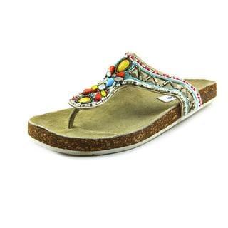 Steve Madden Women's 'Fiessta' Basic Textile Sandals
