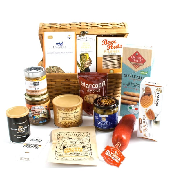 igourmet Ultimate Snacking for Him Gift Chest