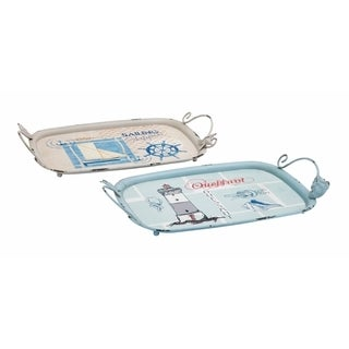 Metal Tray 2 Assorted