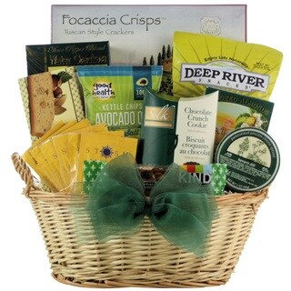 To Brighten Your Day! Get-Well Gift Basket