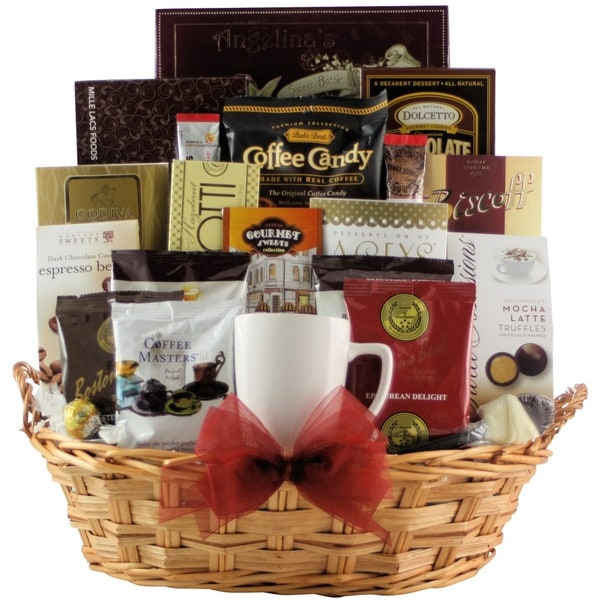 'For the Love of Coffee' Gourmet Coffee Gift Basket 18633001