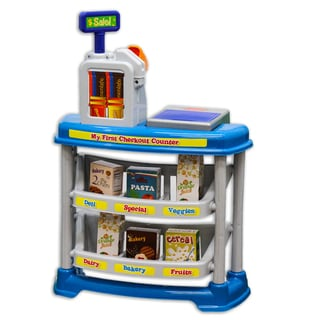 My First Checkout Counter Educational Toy