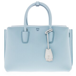 MCM Medium 'Milla' Soft Pebbled Leather Tote