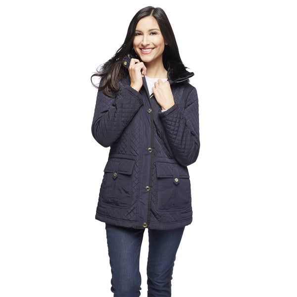 Jessica Simpson Women's Quilted Outerwear
