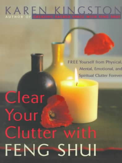 Clear Your Clutter With Feng Shui (Paperback)