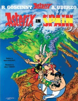 Asterix in Spain (Hardcover)