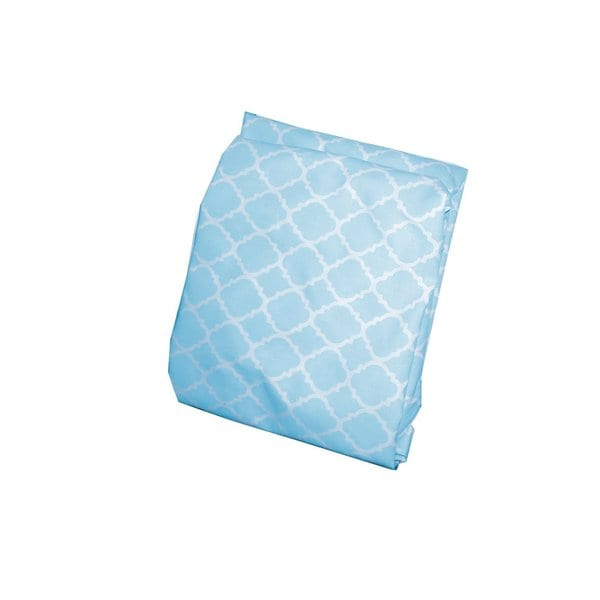Baby Doll Soho Cotton Argyle Fitted Crib Sheet