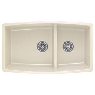 Blanco Performa Biscuit Double-Basin Sink