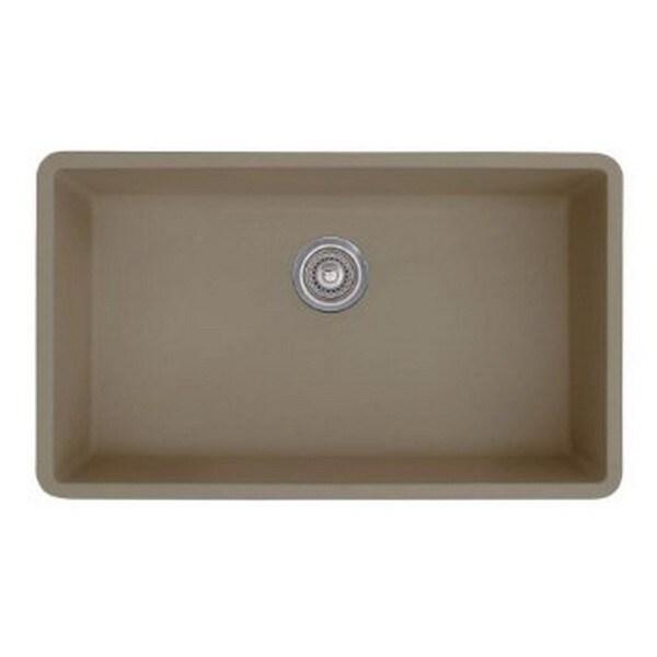 Blanco Precis Truffle Single-bowl Undermount Sink
