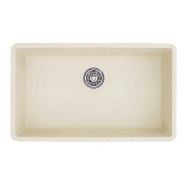 Blanco Pr cis Biscuit Super Single-bowl Granite Sink