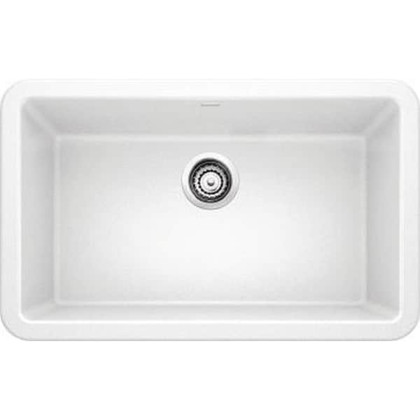 Blanco Ikon White Sink