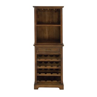 Sturdy and Stunning Wooden Wine Rack
