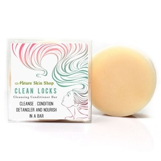 Organics Cleansing Conditioner Solid Bar ~ Cleanse. Condition & Nourish in a Bar