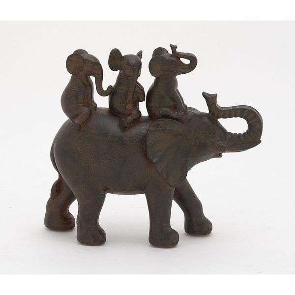 Adorable Ps Elephant Family
