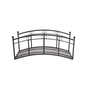 The Heavenly Metal Garden Bridge