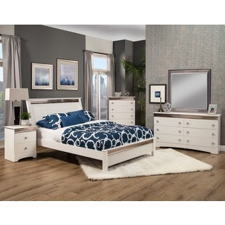 Sandberg Furniture Celeste Bedroom Set