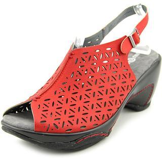 Jambu Women's 'Monica' Faux Leather Sandals