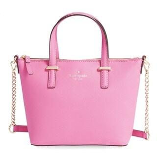 Kate Spade Cedar Street Harmony Rouge Pink Crossbody Handbag