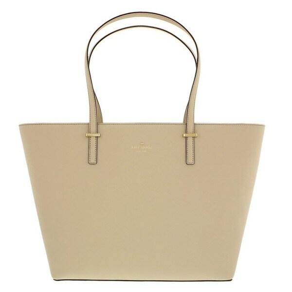 Kate Spade Cedar Street Medium Harmony Crisp Linen Tote Bag