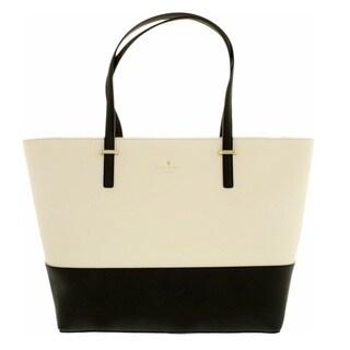 Kate Spade Cedar Street Medium Harmony Black/Cement Tote Bag