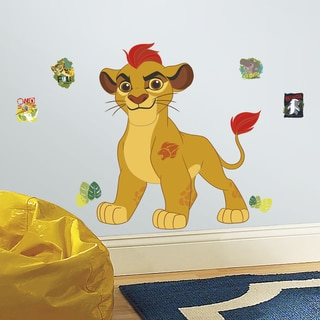 Lion Guard Kion Peel and Stick Giant Wall Decals