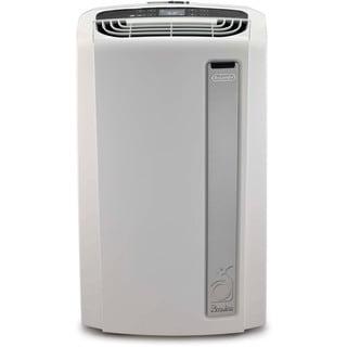 DeLonghi 14,000 BTU Portable Air Conditioner with Heat Pump and BioSilver Air Filter
