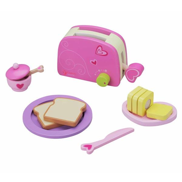 Classic World Toys Toaster Set