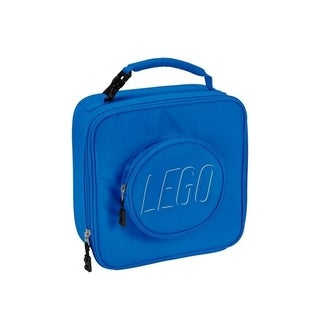 Lego Blue Brick PET Lunch Bag