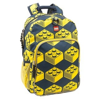 LEGO Yellow and Blue Backpack