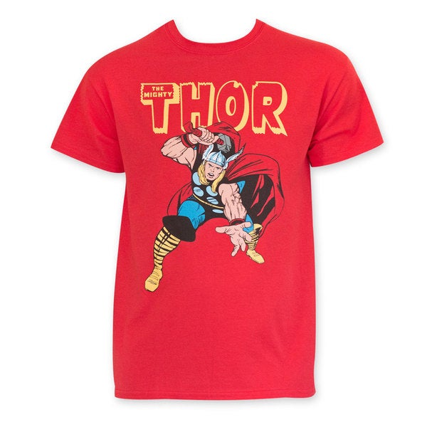 Men's Thor Classic Red T-shirt