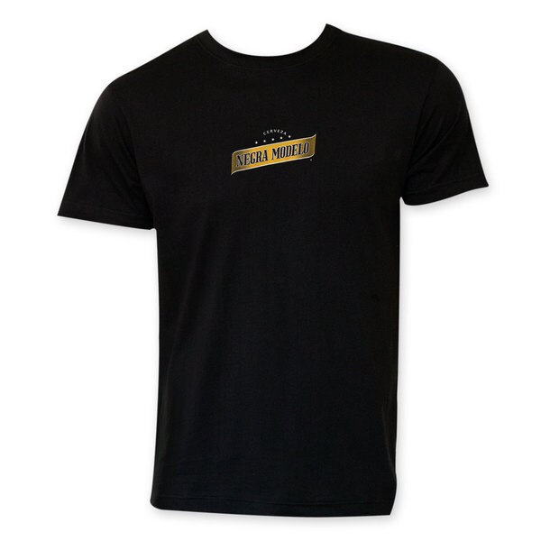 Negra Modelo Beer Logo Tee Shirt