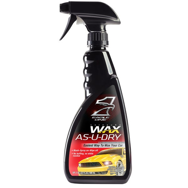 Eagle One 824336 23 Oz Wax As-U-Dry