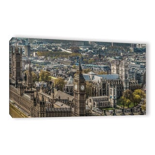 Richard James's 'London Abbey' Gallery Wrapped Canvas