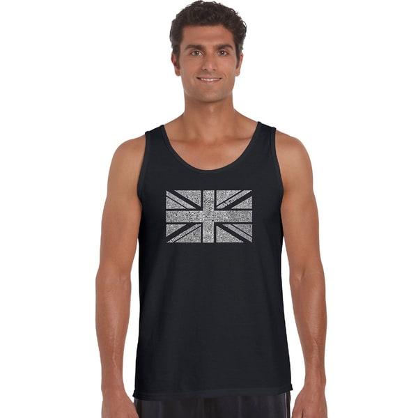 Men's Union Jack Tank Top