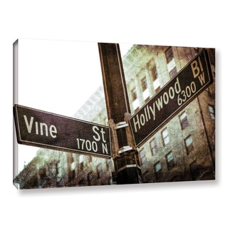 Richard James's 'Hollywood Vine' Gallery Wrapped Canvas