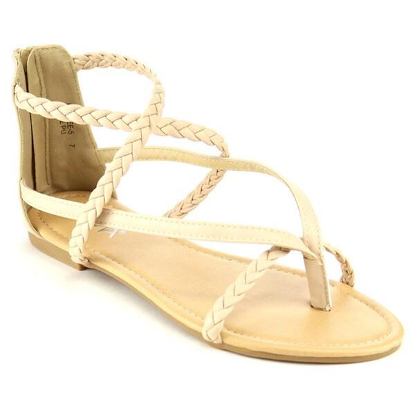 Anna Kaycee-5 Thong Flat Sandals