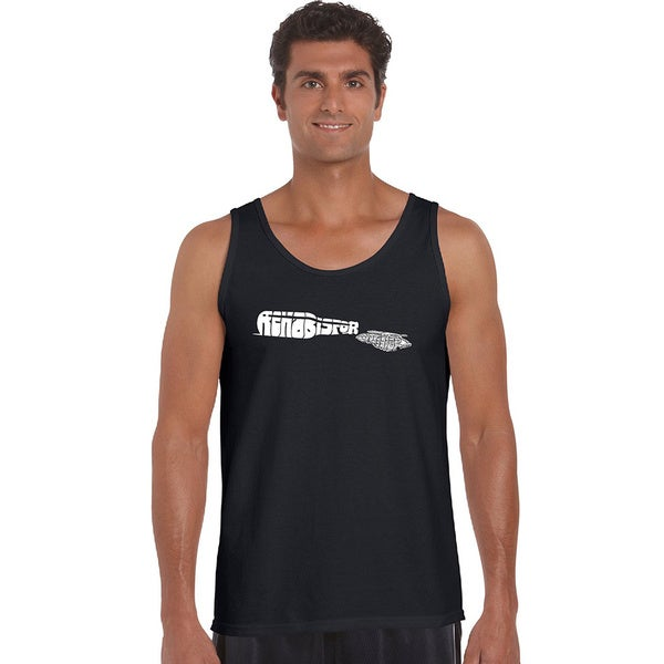 Men's Rehab Is for Quitters Tank Top