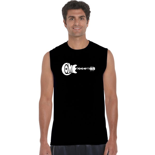 Men's Come Together Sleeveless T-shirt