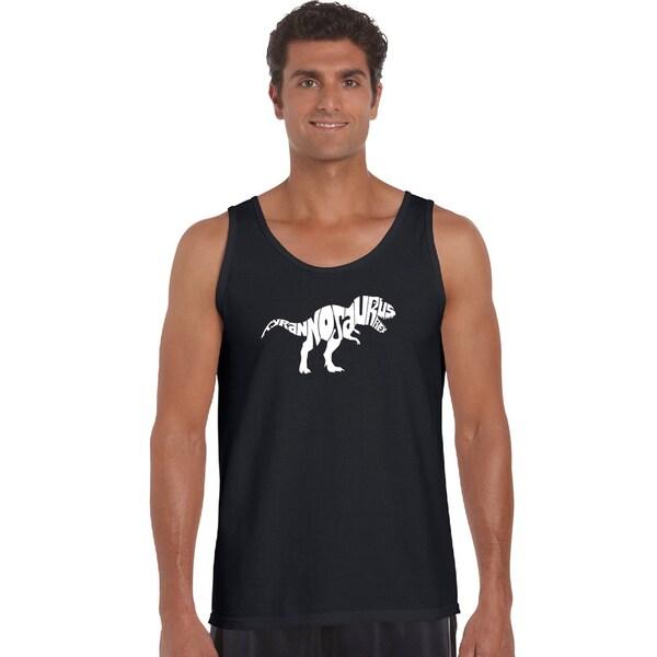 Men's Tyrannosaurus Rex Cotton Tank Top 18654791