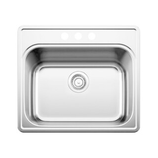 Blanco Essential 3-hole Laundry Sink