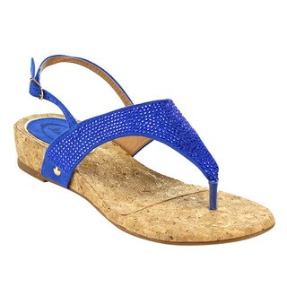 Italina Dw6002 Slingback Thong Sandals