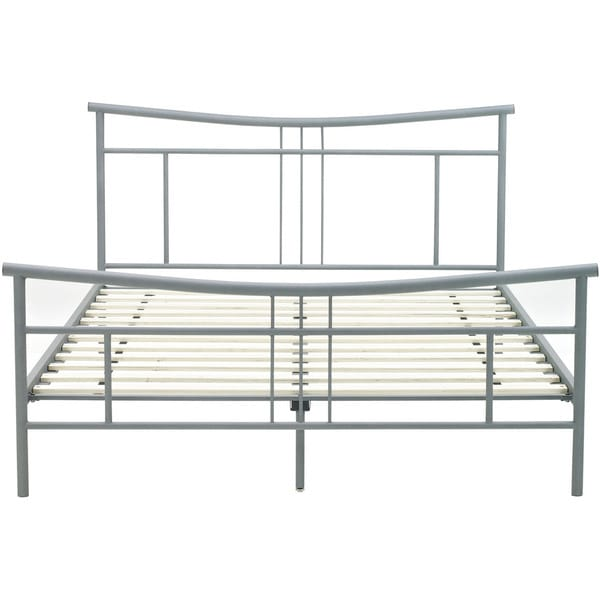 Hanover Chelsea Metal Full-sized Platform Bed Frame