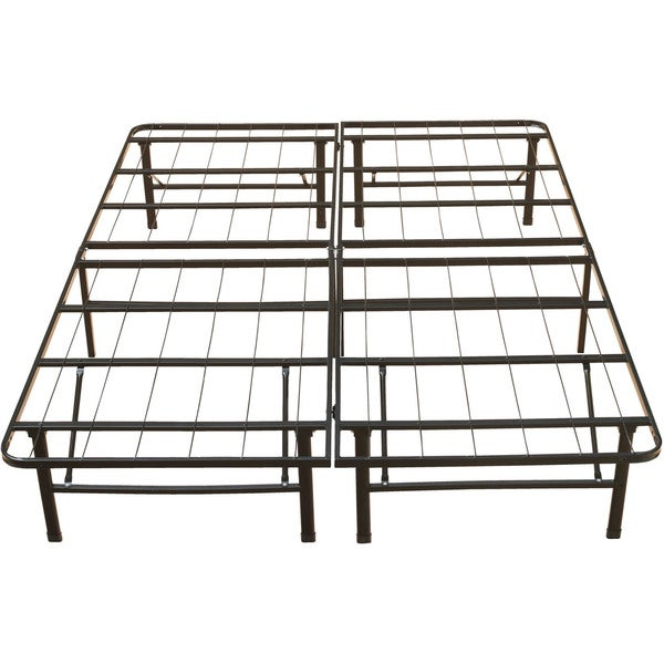 Hanover Metro Black Steel Full-size Bonus Bed