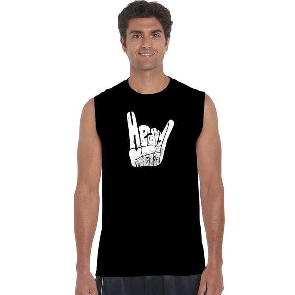 Men's Heavy Metal Sleeveless T-shirt