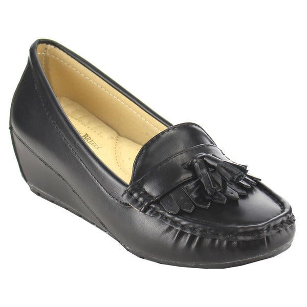 Beston Eb52 Moccasin Slip On Loafers