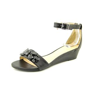 CL By Laundry Women's 'Kaley' Faux Leather Sandals