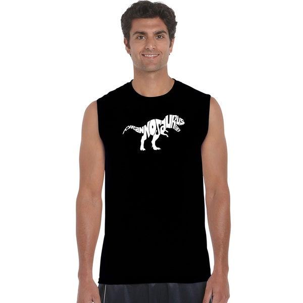 Men's Tyrannosaurus Rex Sleeveless T-shirt