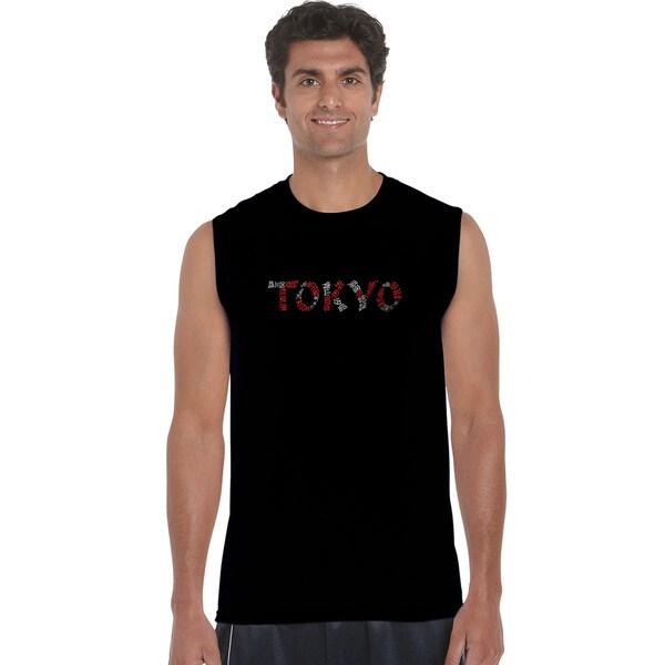 Men's Tokyo Sleeveless T-shirt